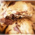 Recette de dessert-Cookies Dreck gourmand aux gros morceaux de chocolat