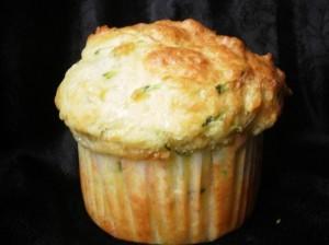 Recette de Muffins aux courgettes bio pour pouvoir faire manger des légumes aux enfants