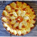 Recette de la tarte brioche aux pommes et abricots secs faites grce au livre des ditions solar