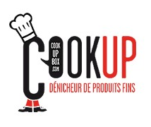 logo CookUp Box - Dnicheur de produits fins