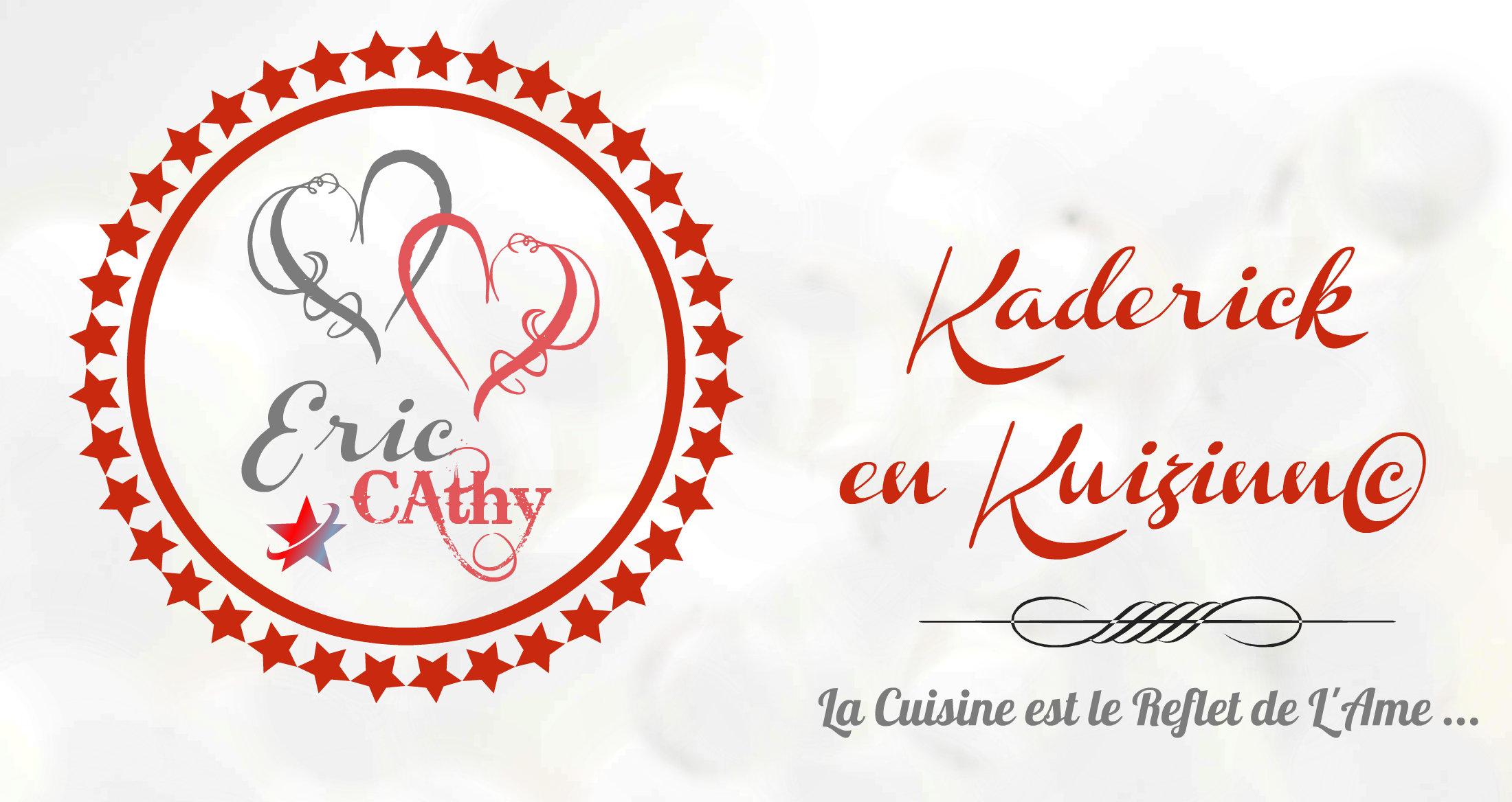 Banniere blog de cuisine Kaderick en Kuizinn