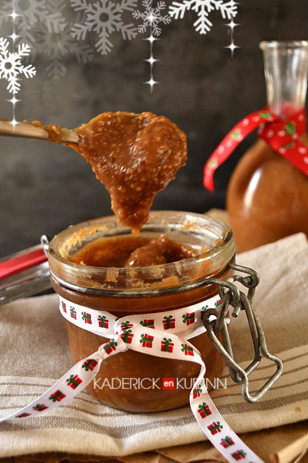 Dégustation pâte à tartiner au caramel beurre salé et noisettes - cadeaux gourmands