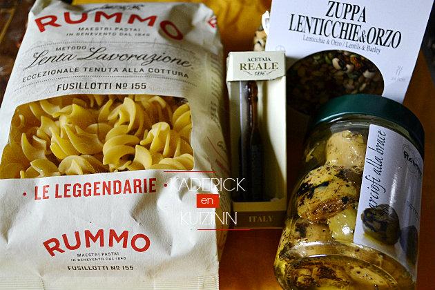 Italiamore un partenariat avec la marque italienne - Cuisine marque italienne ...